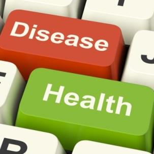 Enfermedad vs salud