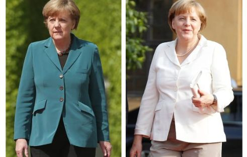 Angela Merkel dieta