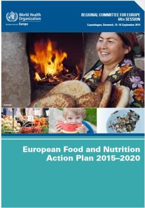 Plan de acción OMS 2015_2020