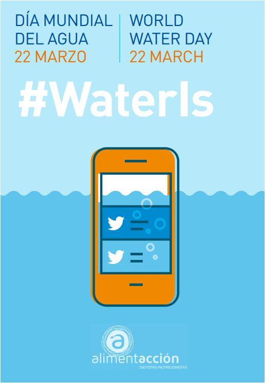 Día mundial del agua FEDN