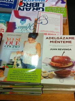 Libros dietética