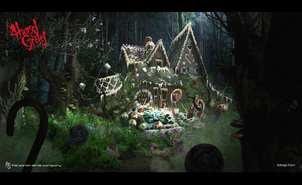 Fullsize Of Hansel And Gretel House