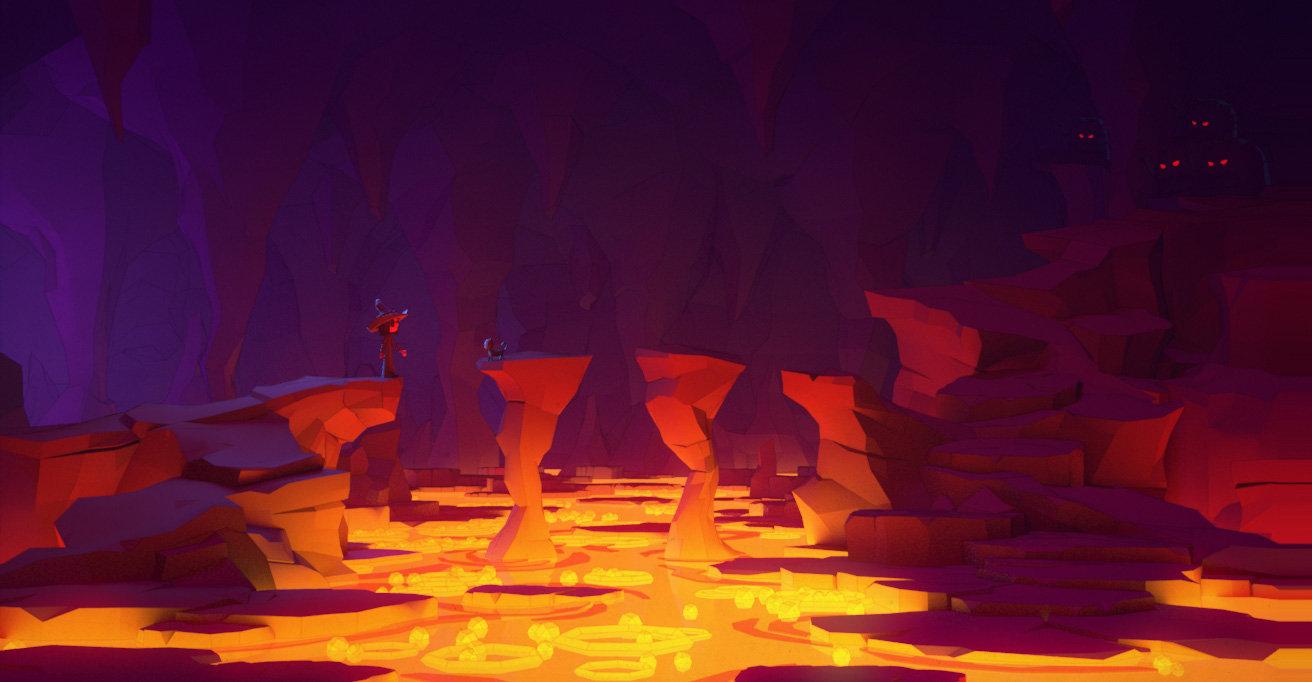 Batman 3d Live Wallpaper Milan Vasek Lava Cave