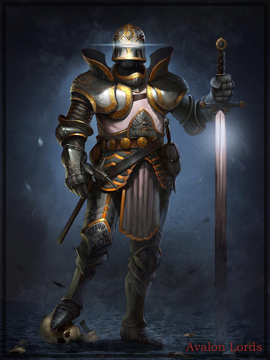 3d Wallpaper Sword Art Online Interactive Hd Pavel Romanov Paladin Knight