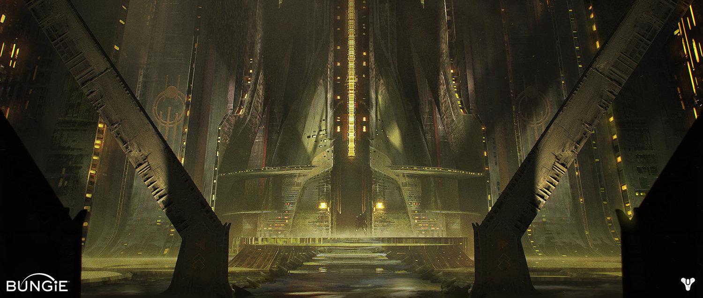Destiny 2 Kings Fall Wallpaper Artstation Destiny Hive Key Art Darren Bacon