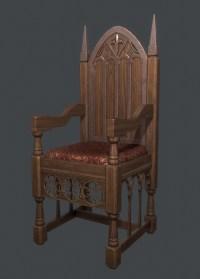 Medieval Throne Chair - Dimarlinperez.com
