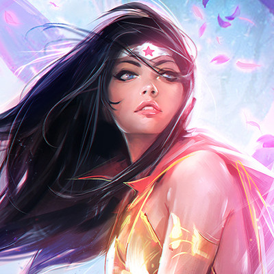 Marvel Power Girl Wallpaper Ross Tran