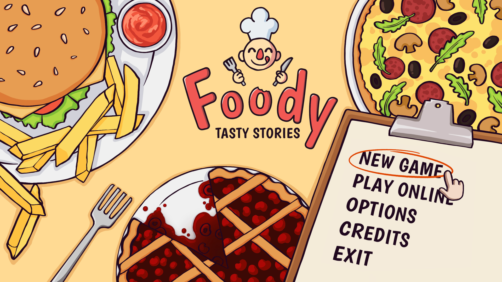 Cuisine Gameplay Joyce Rave Graduation Project Foody Tasty Stories Gameplay Ui