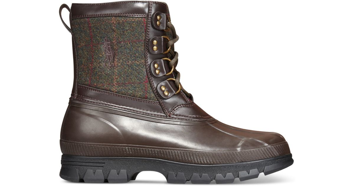 Ralph Lauren Crestwick Snow Boots Division Of Global Affairs