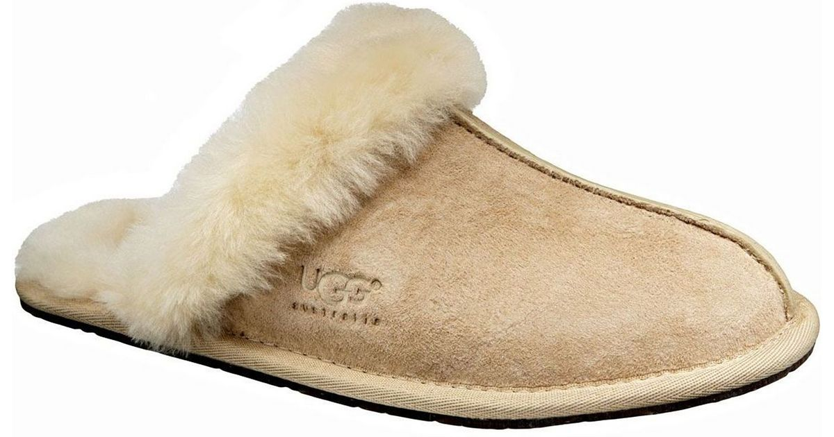 Lyst Ugg R Scuffette Ii Slippers In Brown