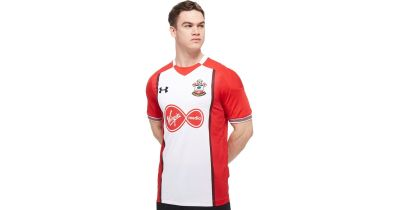 Lyst - Under Armour Southampton Fc 2017/18 Home Shirt in Red for Men