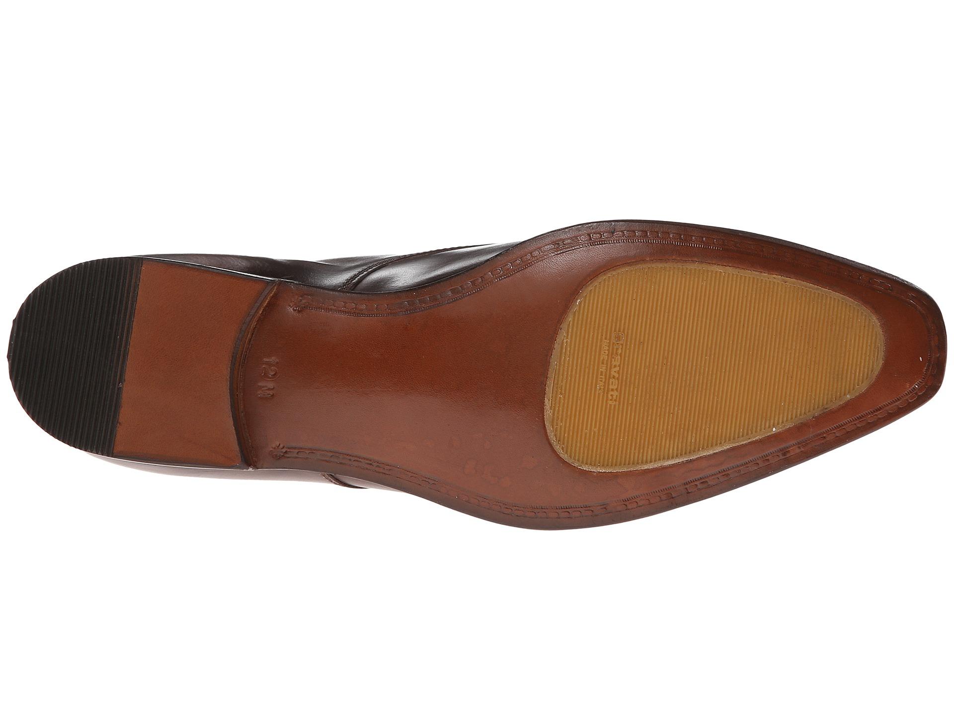 Lyst Gravati Double Monk Toe Stitch In Brown For Men