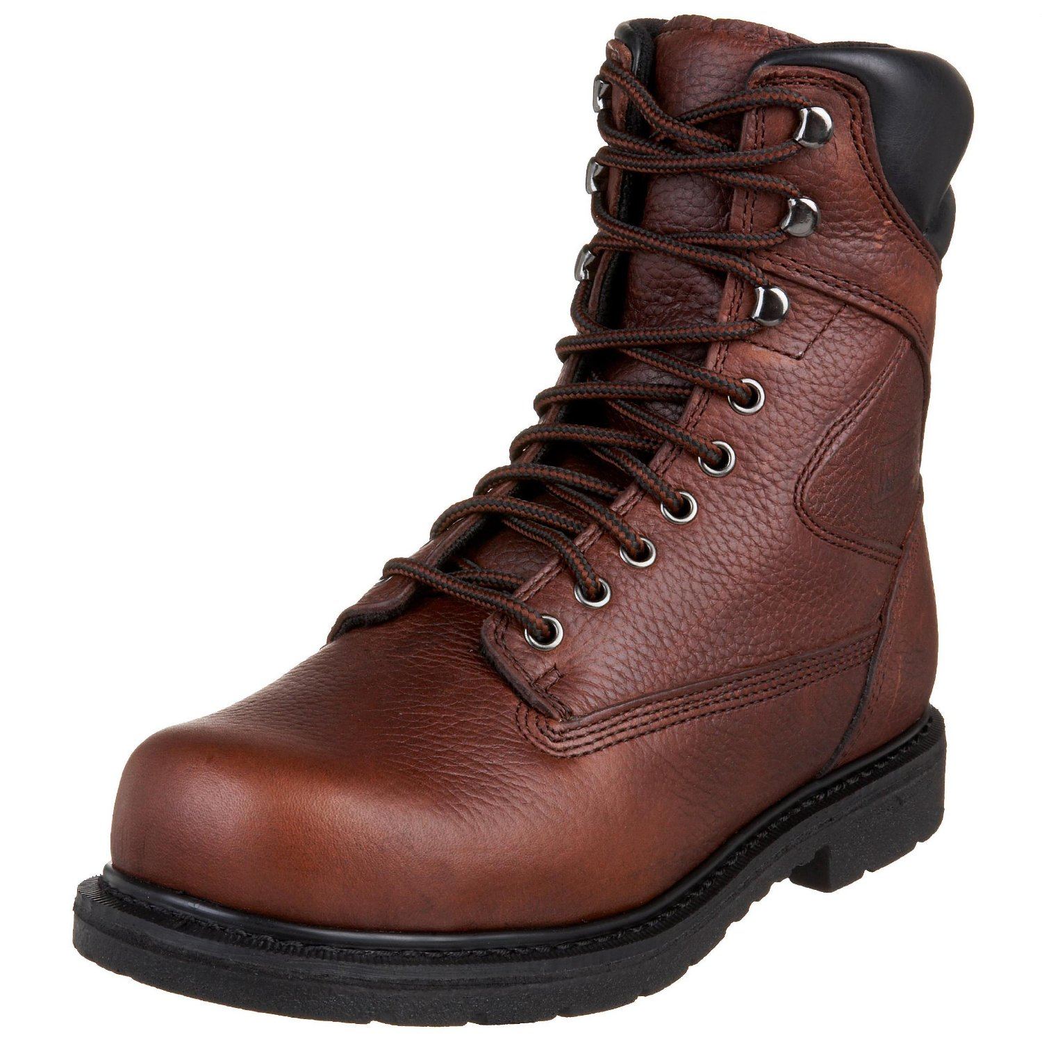 Red Wing Worx By Red Wing Shoes Mens Oblique Toe Steel Toe