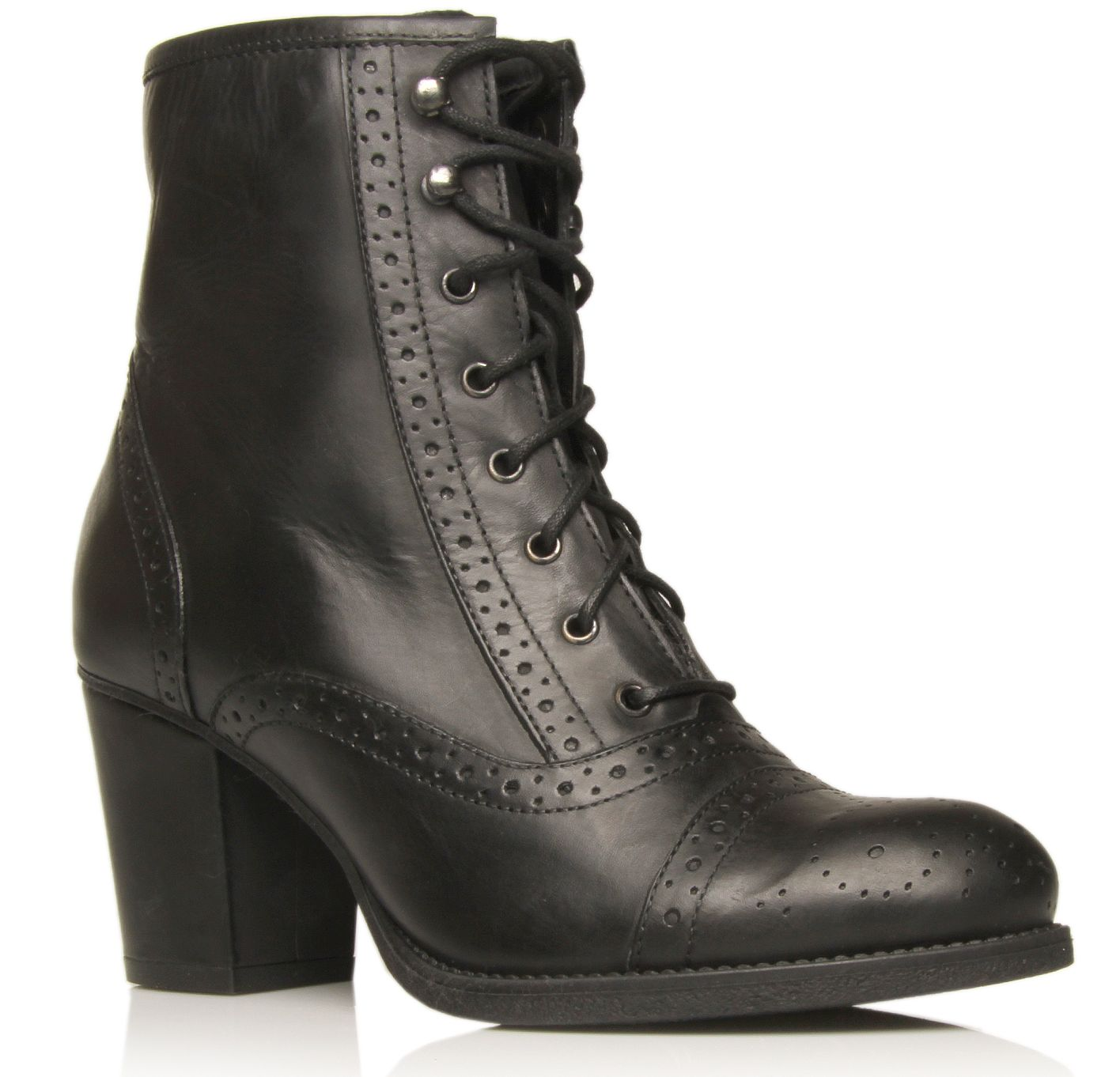 Carvela Kurt Geiger Sylvia Boots In Black Lyst