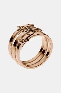 Rose Gold Rings: Michael Kors Rose Gold Rings