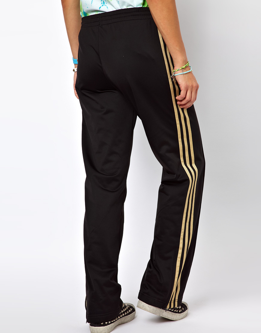 Jonathan Adler Lyst - Adidas Track Pants In Black