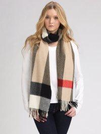 burberry brit scarves