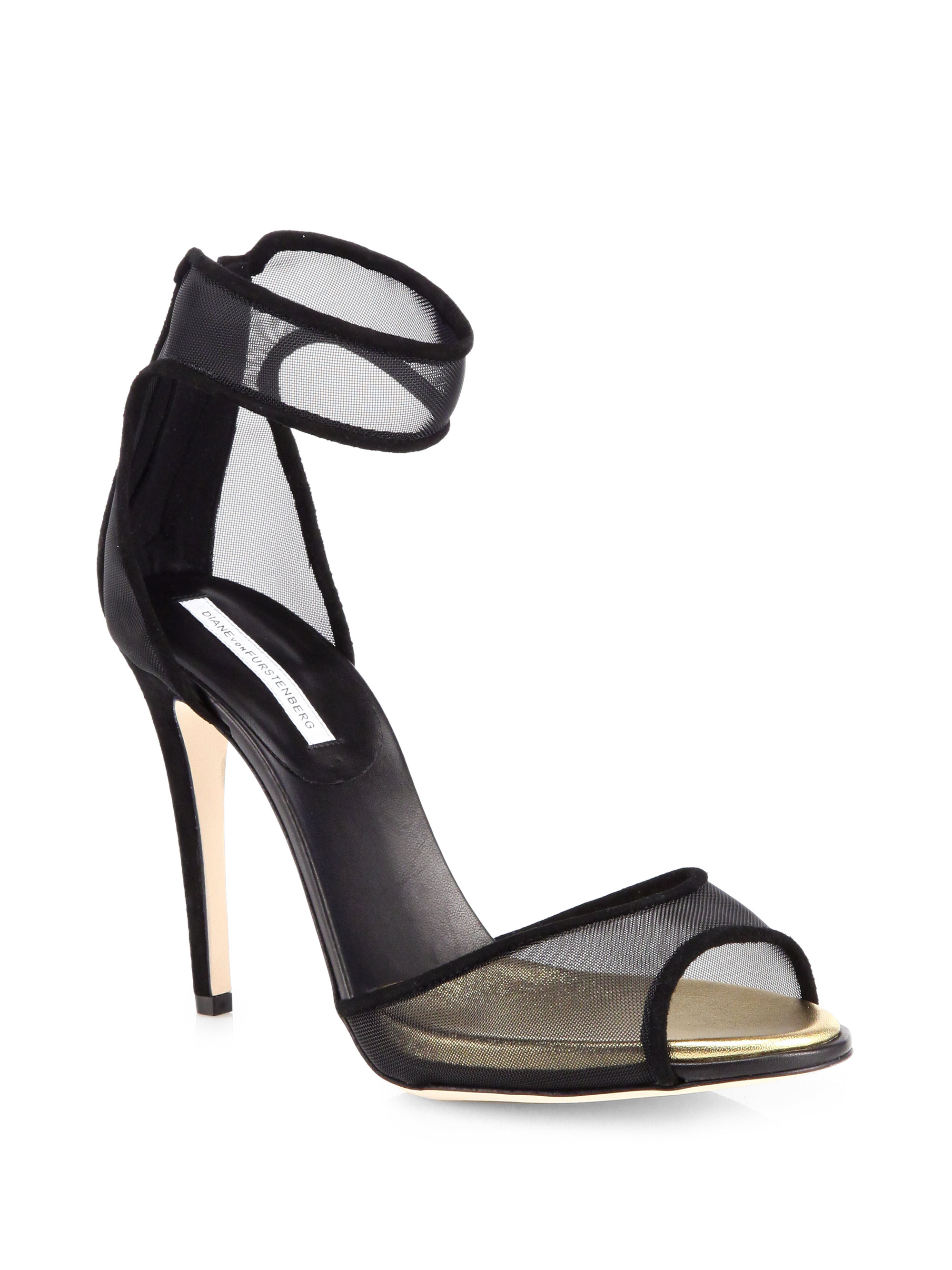 For a bit of semi transparent heaven you cannot go far wrong if it involves these feminine and oh so sexy little sandals from dvf these are some seriously