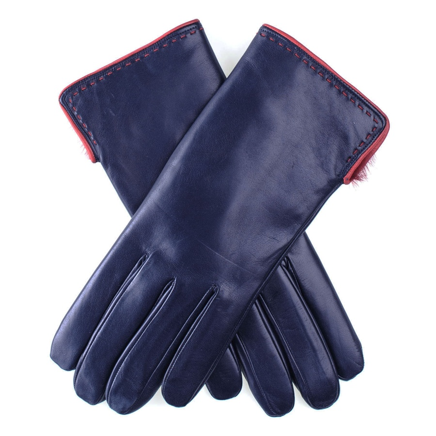 Gallery men s knitted gloves men s leather gloves