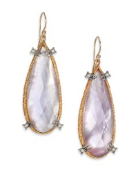 Lyst - Alexis Bittar Elements Moonlight Mother-Of-Pearl ...