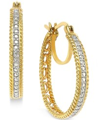Lyst - Macy's Victoria Townsend Diamond Accent Beaded ...