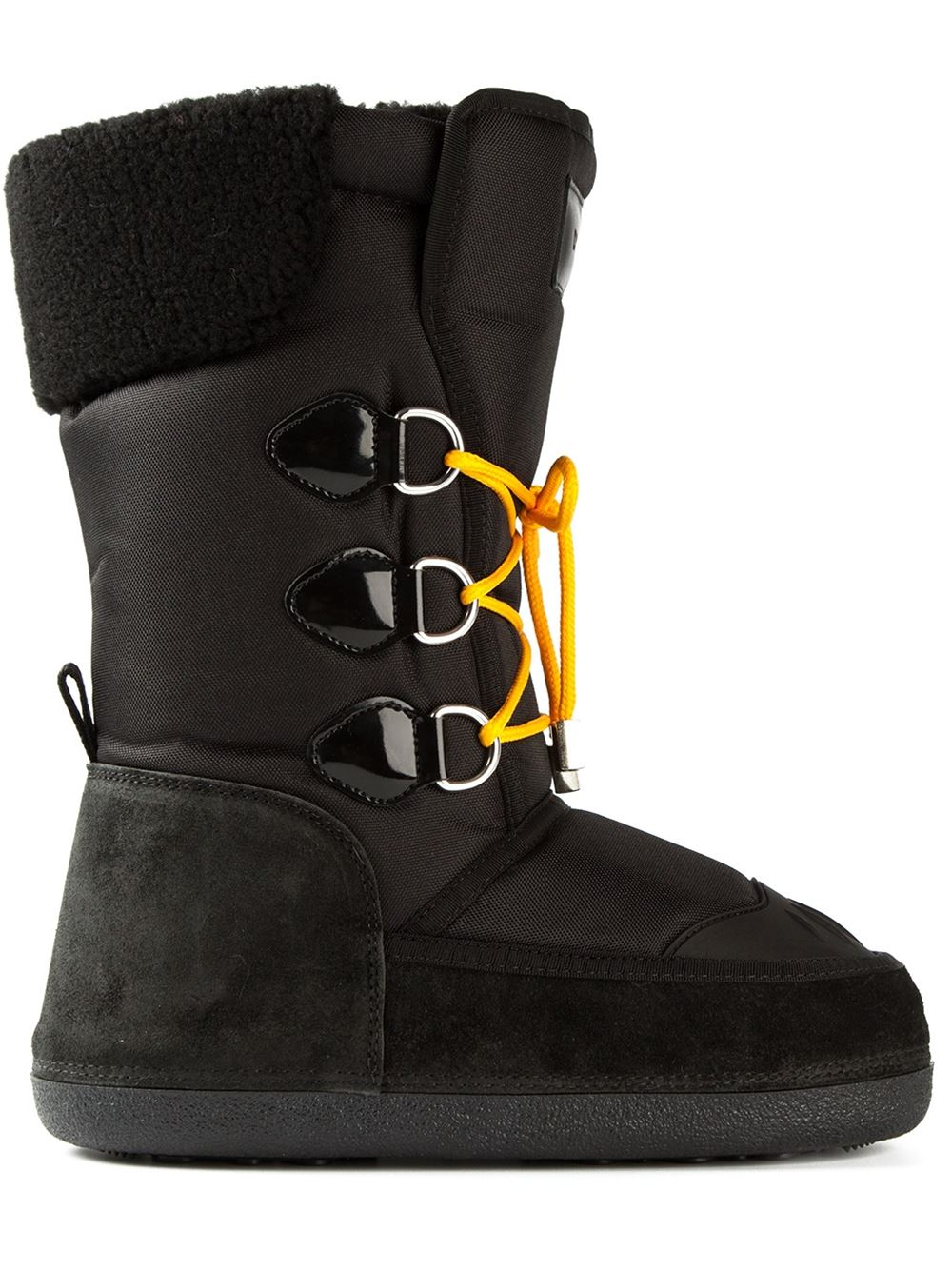 Dsquared Moon Boots In Black For Men Lyst