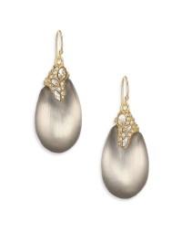 Alexis Bittar Gold Earrings Alexis Bittar Gold Earrings ...