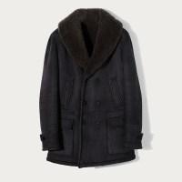 Lamb Shearling Coat - Coat Racks