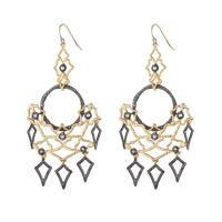 Alexis Bittar Jardin Lace Chandelier Fringe Earring You ...
