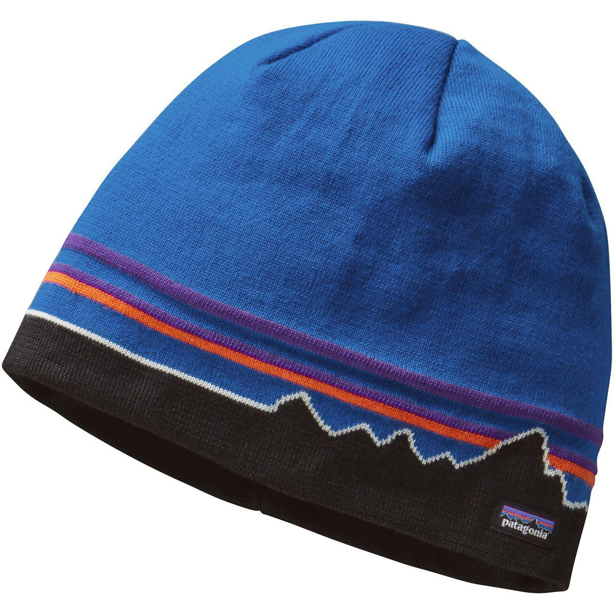 Cap Photo Royan Lyst Patagonia Beanie Hat In Blue For Men