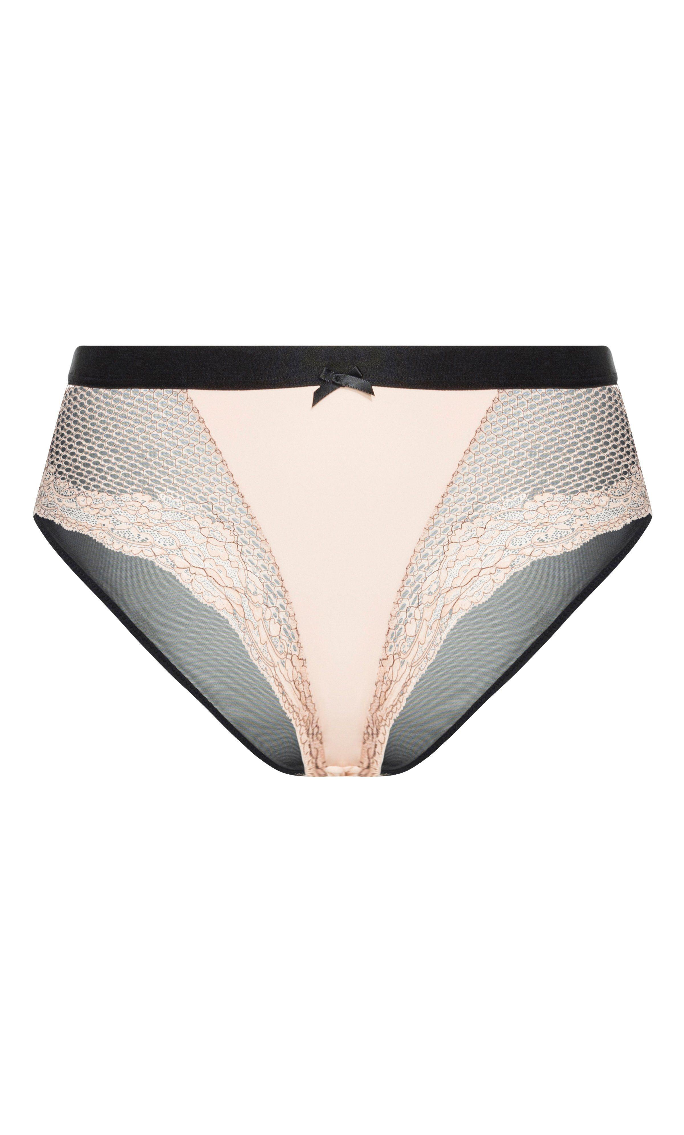 Aubade La Rochelle Lyst City Chic Nina Shorty