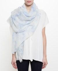 Lyst - Bajra Loom Weave Scarf in Blue