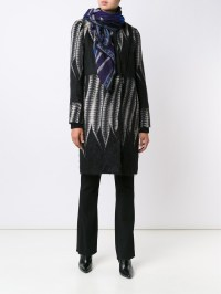 Yigal azroul 'abstract Agate' Scarf in Black | Lyst