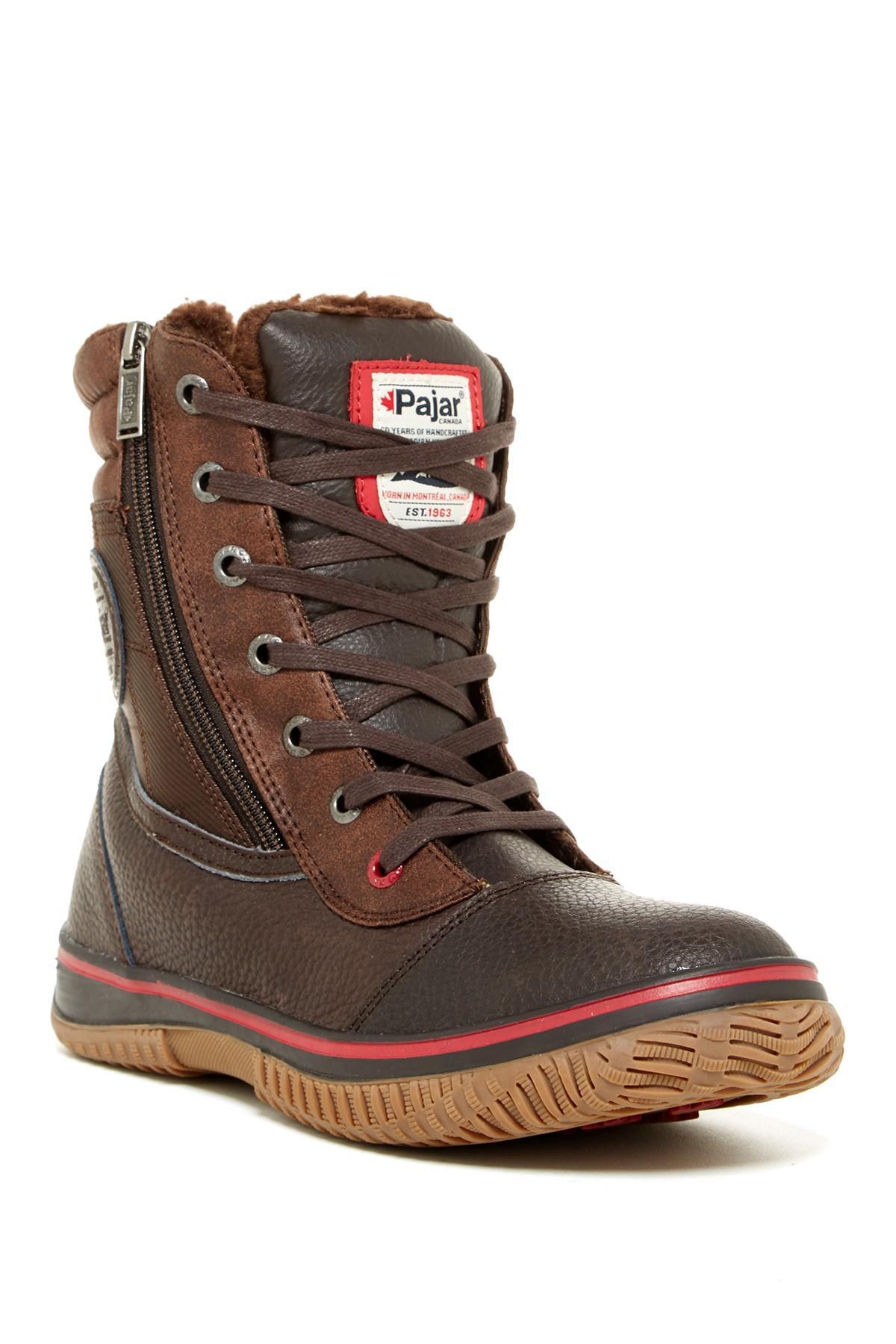 Pajar Boots Mount Mercy University