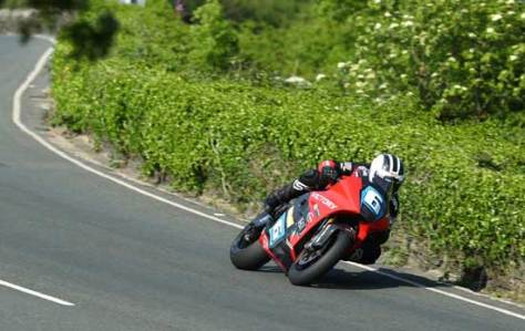 Victory Motorcycle Isle of Man TT