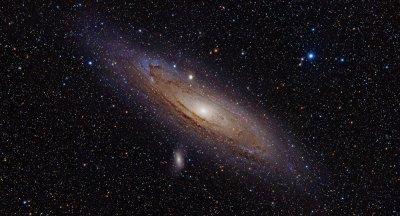 Nebulosa de Andrômeda poderia 'engolir' nossa galáxia? - Sputnik Brasil