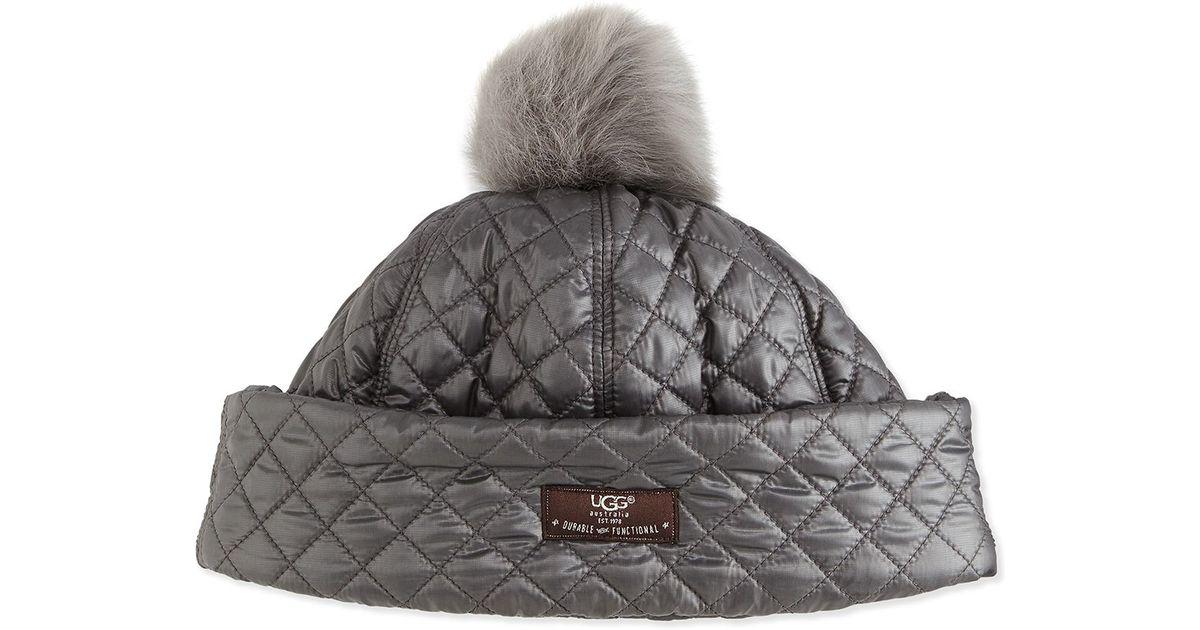 Ugg Fur Hat