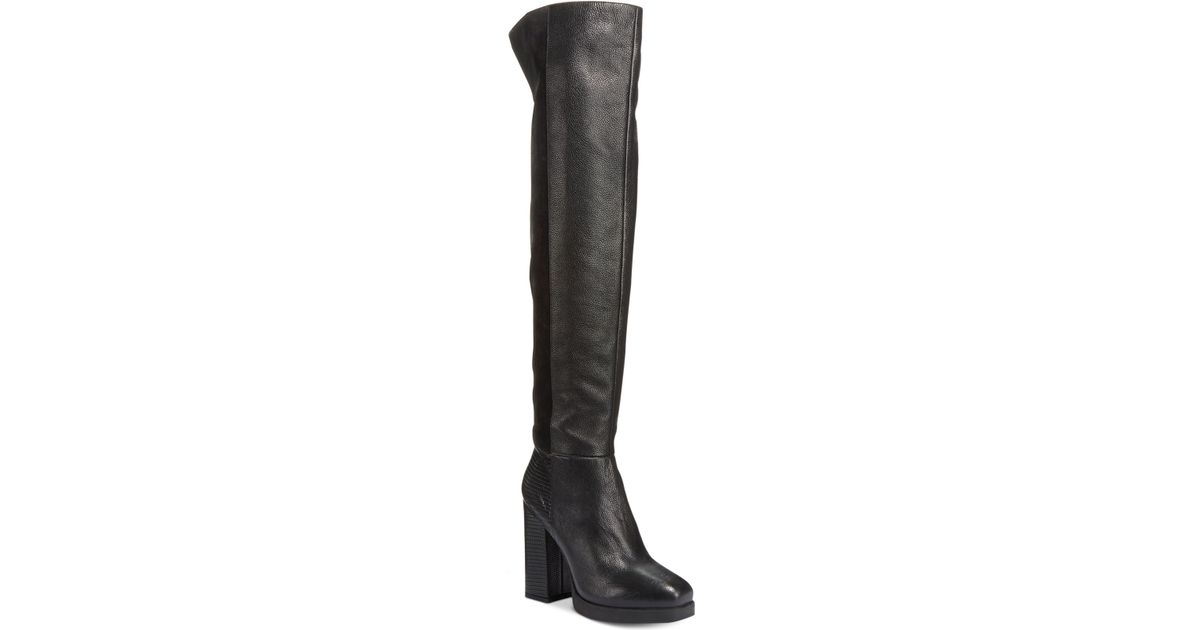 Lyst Circus By Sam Edelman Howell Over The Knee Boots In