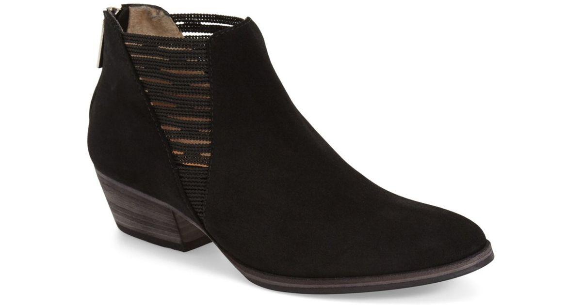 Lyst Aquatalia Farrah Boot In Black