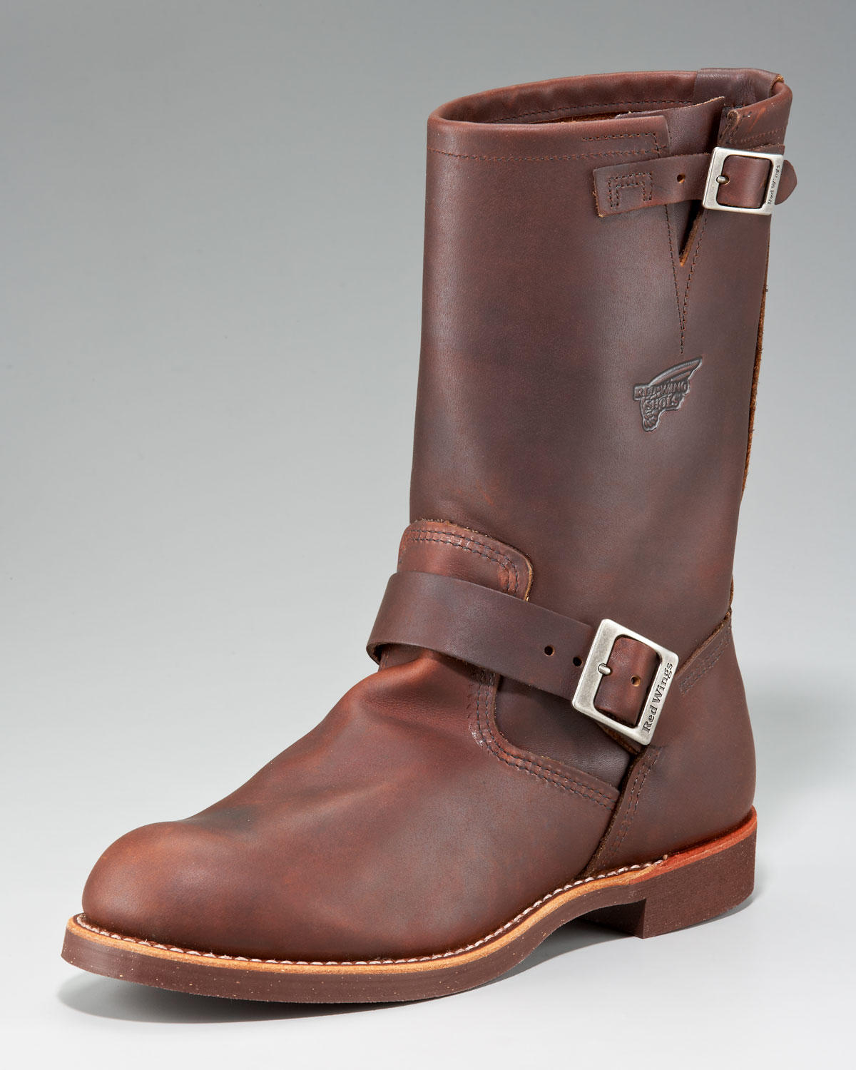 Red Wing Heritage Engineer Boot In Brown For Men Lyst