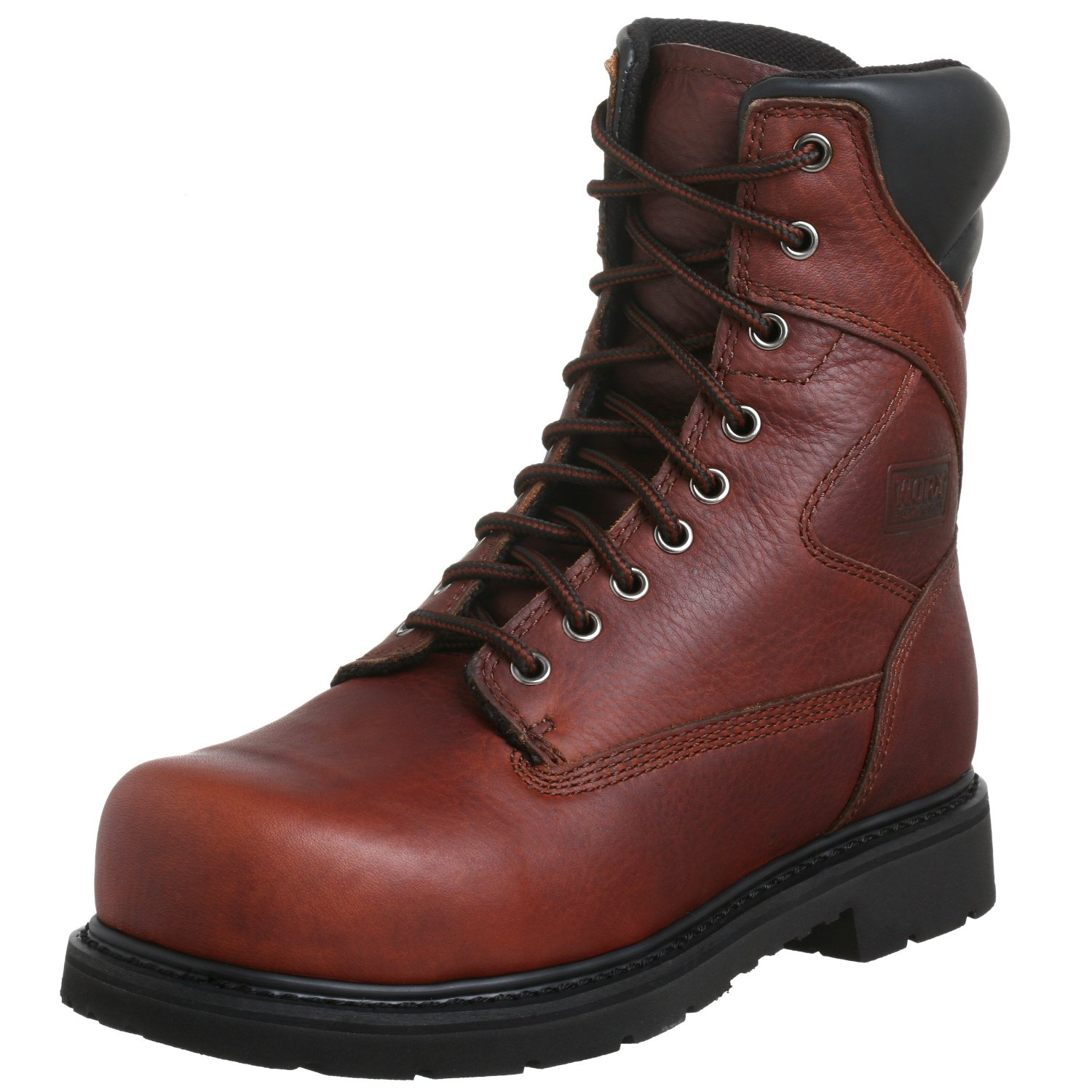 Red Wing Worx By Red Wing Shoes Mens 8 Oblique Steel Toe