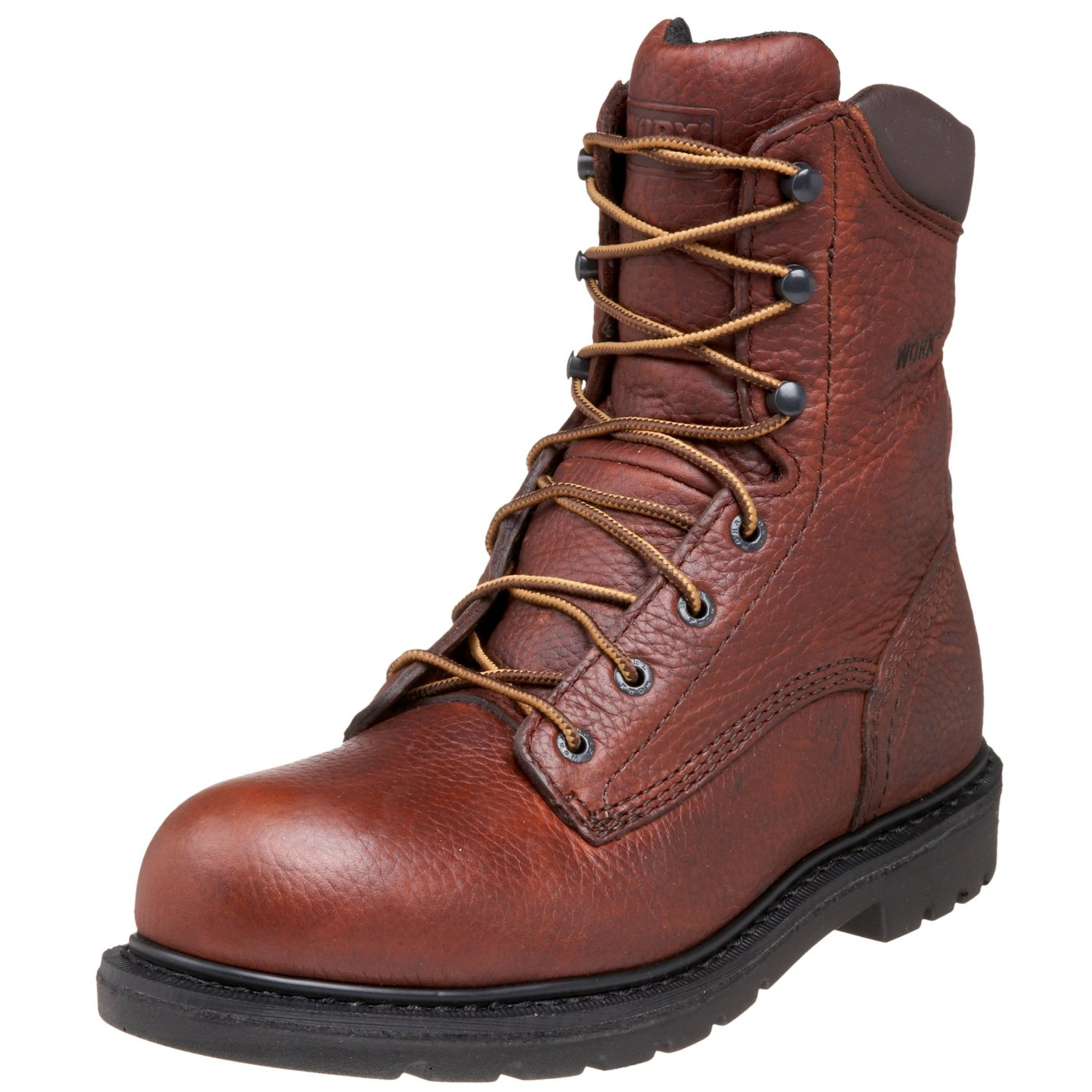 Red Wing Worx By Red Wing Shoes Mens 8 Unlined Steel Toe
