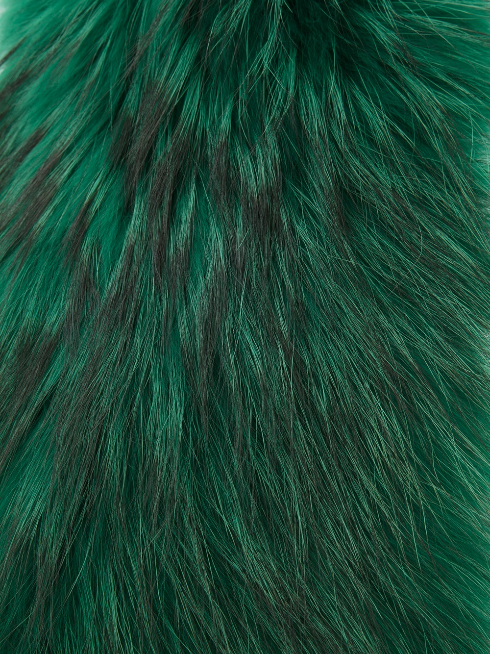 Floral Print Iphone Wallpaper Lyst P A R O S H Fur Scarf In Green