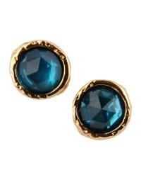 Marc by marc jacobs Earrings in Blue | Lyst