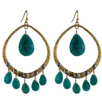 Alexis bittar Mosaic Crystal Drop Fringe Earring You Might ...