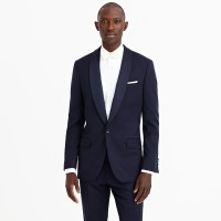 J.crew Ludlow Shawl-collar Tuxedo Jacket In Italian Wool ...