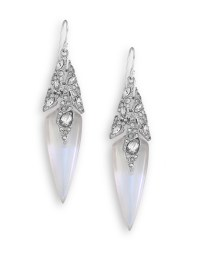 Lyst - Alexis Bittar Lucite Glacial Crystal Fractured ...