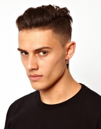 Lyst - Cheap Monday Triangle Earring in Black for Men