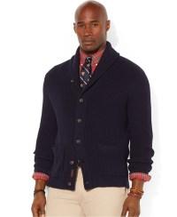 ralph lauren shawl collar cardigan ralph lauren clothing ...