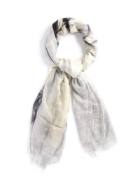 Yigal azroul Jaggie With A Snood Scarf in Gray | Lyst